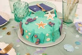 kleine meerjungfrauen torte