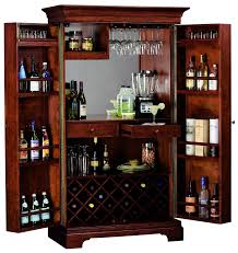 Locking Liquor Cabinet Amazon by Amazon Com Howard Miller Barossa Valley Wine And Bar Cabinet