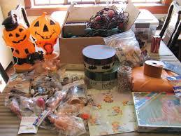 Vintage Halloween Blow Molds by Bucks County Folk Art September 2010