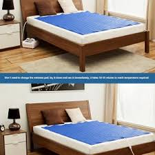 Cooling Bed Topper by Bedroom Malouf Ventilated Gel Memory Foam Mattress Topper And