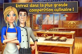 gourmet chef challenge devenez un brillant cuisinier android