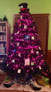 Hobby Lobby Pre Lit Christmas Trees Instructions by Our Alice In Wonderland Christmas Tree My Real Life Pinterest