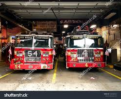 100 New York Fire Trucks Truck Parking FDNY Engine 54 Stock Photo Edit Now 1200688327