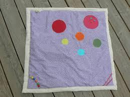 tapis d eveil couture couvertures tapis d éveil mes petites coutures
