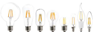 led vintage light bulbs antique elegance meets energy efficiency