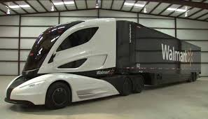 100 Aerodynamic Semi Truck Future Of Freight 4 S That Look Like Transformers