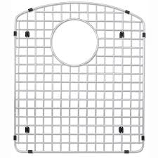 Sink Protector Home Depot by Blanco Stainless Steel Sink Grid For Fits Diamond 1 3 4 Large Bowl