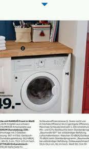 ikea macht es möglich so verstecken sie die waschmaschine