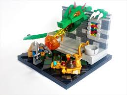 100 Small Lego House The Dragons Lair Creations The TTV Message Boards