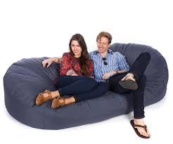 Large Size Of Prissy Bean Bag Sofa Plus Blanket Huge Bags