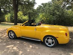 2004 Chevrolet SSR For Sale By Owner In Burleson, TX 76028