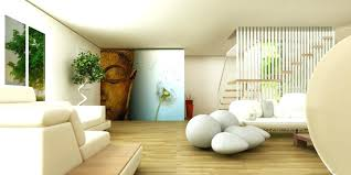 Zen Living Room Ideas With Painting