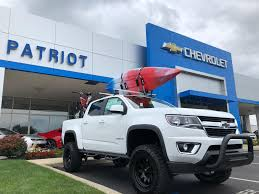 Offers And Deals On The 2018 Chevrolet Vehicles - Patriot Chevrolet ...