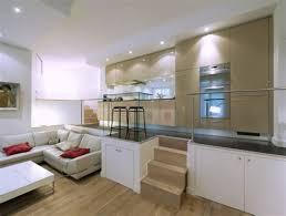 cuisine et maison cuisine et salon moderne 2 maison de ville 224 la d233coration
