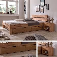 eternity möbel futonbett schlafzimmerbett kernbuche buche