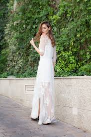 how to wear a lace dress this is how it u0027s done just the design