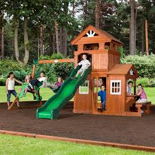 Bunch Ideas Of Backyard Discovery Timberlake All Cedar Playhouse ... Outdoor Play Walmartcom Childrens Wooden Playhouse Steveb Interior How To Make Indoor Kids Playhouses Toysrus Timberlake Backyard Discovery Inspiring Exterior Design For With Two View Contemporary Jen Joes Build Cascade Youtube Amazoncom Summer Cottage All Cedar Wood Home Decoration Raising Ducks Goods