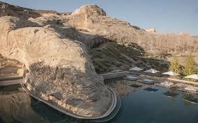 100 Luxury Hotels Utah Amangiri 5 Star Hotel Resort In USA Aman