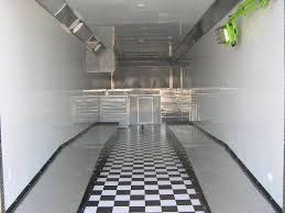 Checkerboard Vinyl Flooring For Trailers by Race Car Trailer Flooring Flooring Designs