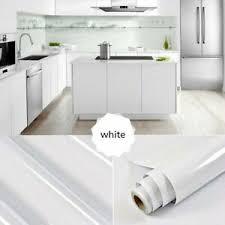 details zu 5m möbelfolie hochglanz klebefolie schrankfolie küchenfolie dekofolie bad küche