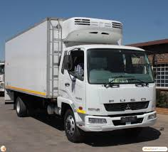 Assitport > Used 2011 Mitsubishi FUSO FK13-240 Refrigerated Truck ...
