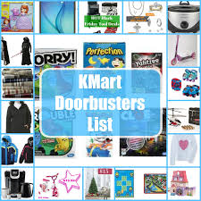 Kmart Christmas Trees Jaclyn Smith by Run Kmart Doorbusters Live U0026 Full List Of The Hottest Deals