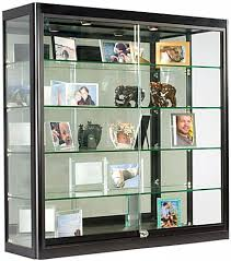 Wall Showcases Are Commercial Shadow Boxes