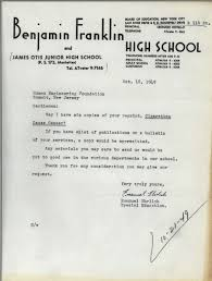 100 Leonard Ehrlich Emanuel Special Education May I Have Six Copies