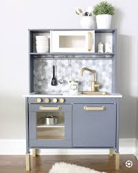 diy ikea kitchen hack gold grau marmor kitchen