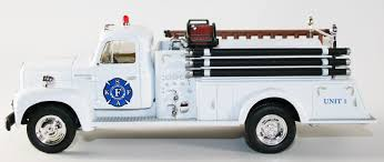 100 1957 International Truck First Gear R190 Fire Kansas State