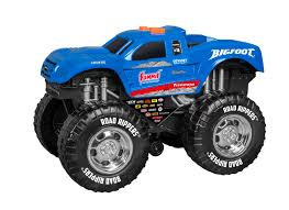 100 Bigfoot Monster Truck Toys Road Rippers Wheelie S Walmartcom