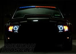 what you need to when upgrading your mustang s headlights