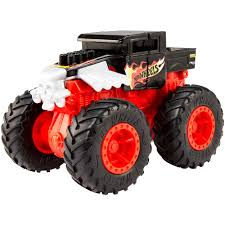 100 Monster Jam Toy Truck Videos Hot Wheels S BashUps Styles May Vary English