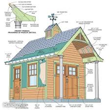 8x10 Shed Plans Materials List by 108 Diy Shed Plans With Detailed Step By Step Tutorials Free