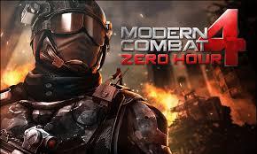 modern combat 4 zero hour review modern combat 4 zero hour mobile trailer