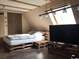 paletten bett gartenmöbel garten lounge möbel sofa