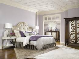 Bedroom Ideas Fabulous Dark Wooden Dresser Tantalizing Teenage Girl Paint Showing Bright Purple Wall Color With Plush Leather