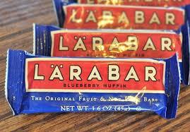 New Flavor Blueberry Muffin Larabars