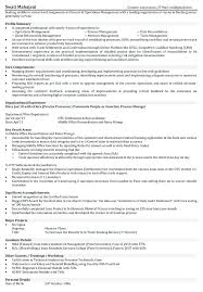 Director Resume Examples Download Operations Samples Manager 2016