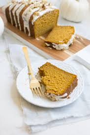 Starbucks Pumpkin Loaf Ingredients by Pumpkin Bread With Maple Butter Icing Freutcake
