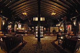 El Tovar Dining Room Lounge by El Tovar Hotel Clio