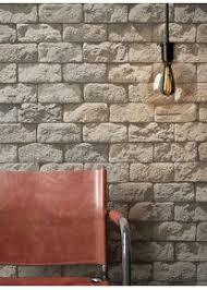 steintapete in beige grau schöne edle tapete im steinmauer