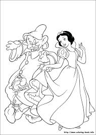 Snow White Coloring Pages Free Printable Pictures To Print And Color Last Updated On