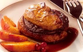 cuisiner un foie gras cru recette foie gras et magret en tournedos rossini 750g