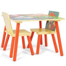 Amazon.com: HONEY JOY Kids Table And 2 Chairs Set, Table Furniture ... Disney Cars Hometown Heroes Erasable Activity Table Set With Markers Shop Costway Letter Kids Tablechairs Play Toddler Child Toy Folding And Chairs Fabulous Chair And 2 White Home George Delta Children Aqua Windsor 2chair 531300347 The Labe Wooden Orange Owl For Amazoncom Honey Joy Fniture Preschool Marceladickcom Nantucket Baby Toddlers Team 95 Bird Printed