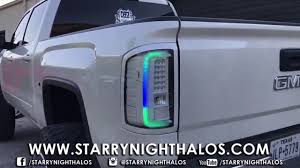 GMC Sierra Starry Night Halos Custom Chasing Taillights - YouTube 2010 Truck Bed Trends A Little Inspiration Photo Image Gallery Custom Tail Lights Aftermarket Rvinylcom Post Up Your Custom Headlightstail Lights Page 4 Dodge Ram Rtint Chevrolet Silverado 32007 Light Tintfilm Bars 12 Gauge 71968 Chevy Camaro Rs Led Panels New Design Deranged Ranger Modified Pickup Ford Technical The Hamb 1955 F100 Hot Rod Custom Pick Up Truck Santa Claus Red Built Advanced Design Panel Truck In A Blue Patina 42008 F150 Recon Smoked 264178bk Raw Concepts Llc