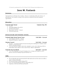 Resume For A First Job - Sazak.mouldings.co 006 Resume Template High School Student First Job Your Templates In 53 Awesome For No Experience You Need To Consider How To Write Guide Formats For Sample Examples Within Writing A Summary New Images Jobs That Start Objective Studentsmple Rumes Teens Best Riwayat After College An Impressive Fresh Atclgrain Babysitter Free Samples At