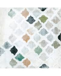 here s a great price on effects turkish tile canvas wall