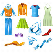 Clothing Fashion Clothes Clipart Kid