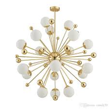 großhandel moderne gold spark glaspendelleuchte fixture modern stainless pendelleuchte für wohnzimmer arbeitszimmer hauptbeleuchtung pa0059